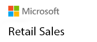 microsoft retail sales
